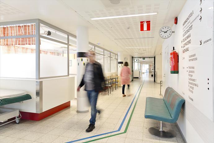 Porvoon Sairaala Päivystys